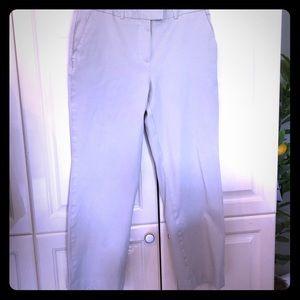 L.L. Bean classic fit khaki pants Size 10 Petite
